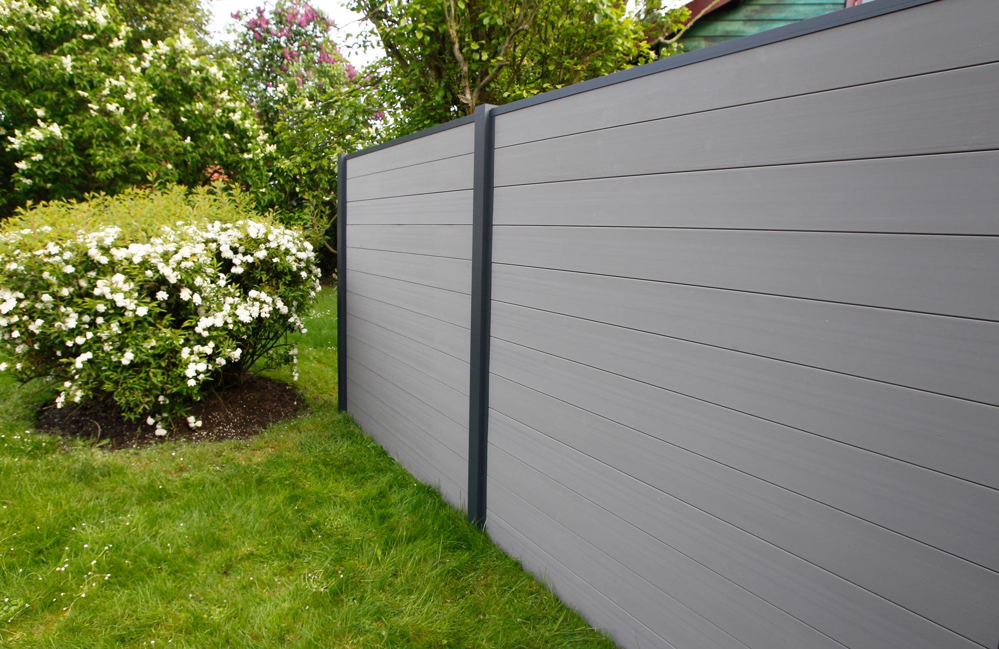 Aluminium Fence System