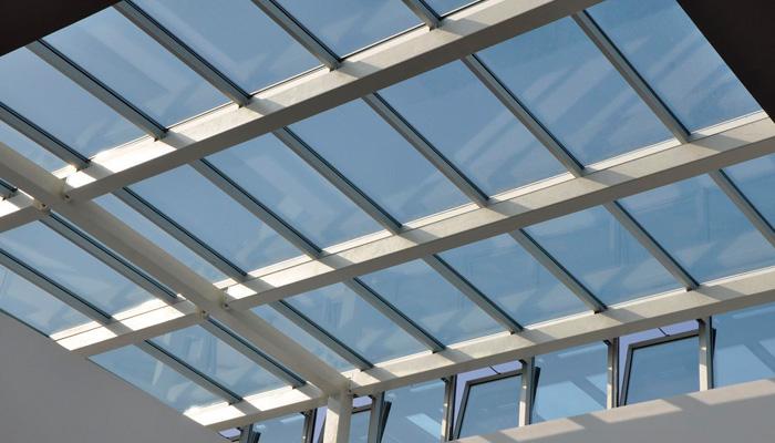 Skylight Facada System